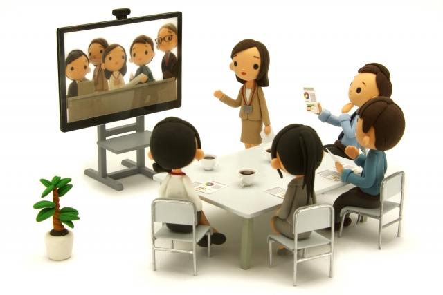 今すぐ始めたくなる! 中小企業の「WEB会議」5つの活用シーン