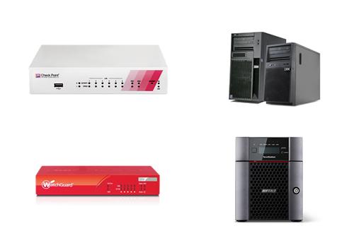 各種ネットワーク機器