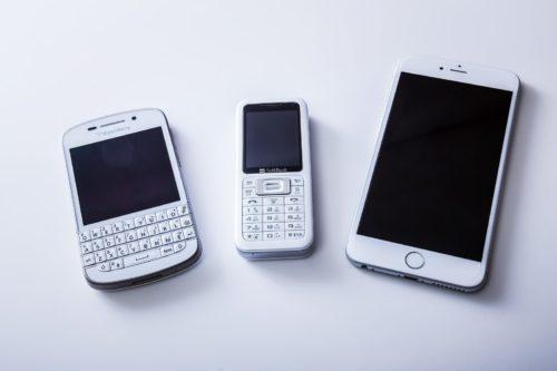 社用携帯の見直しで通信コスト月額15万円削減!